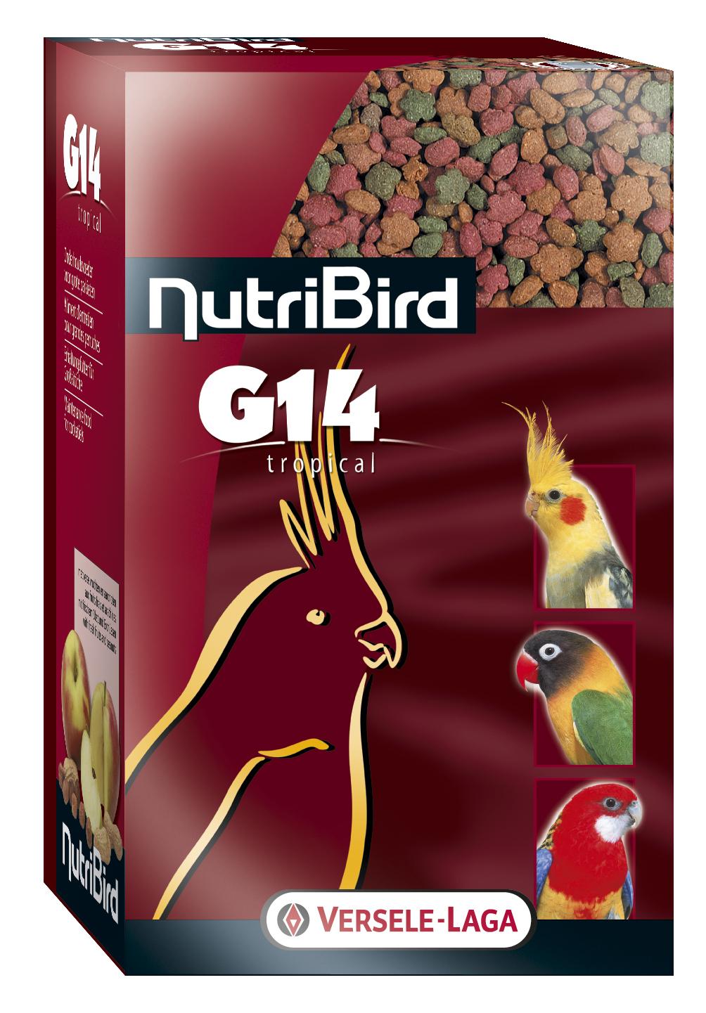 Nutribird G14 Tropical <br>1 kg