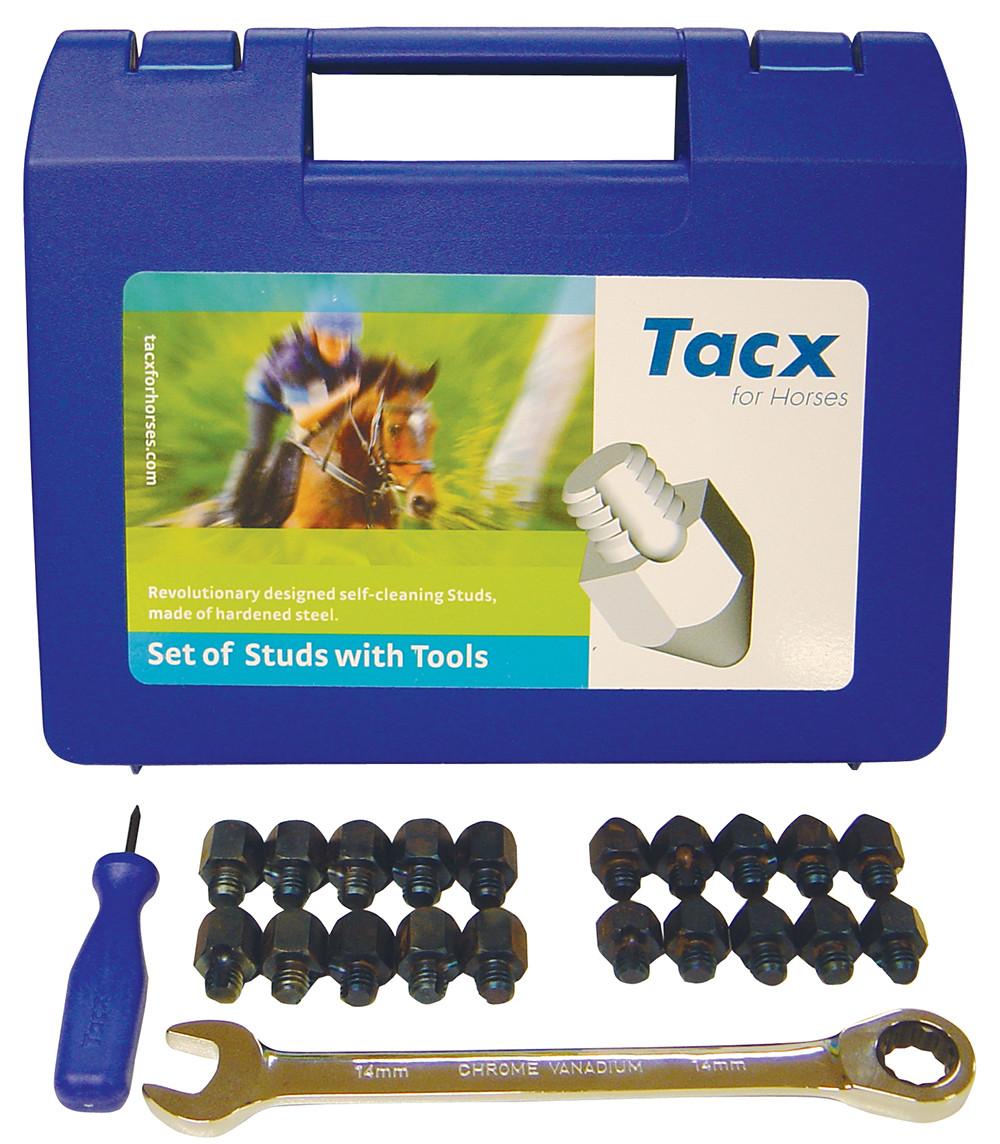 Harry's Horse Tacx kalkoenkit en gereedschap