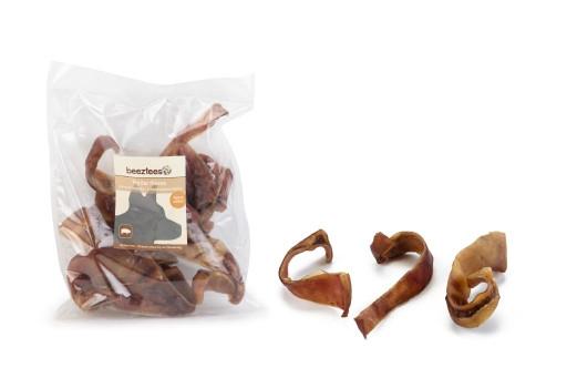 Beeztees varkensoorstukjes <br>250 gr