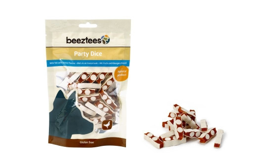 Beeztees Party Dice 100 gr