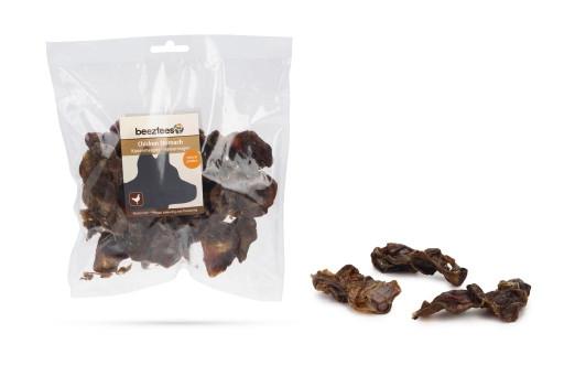 Beeztees kippenmaagjes 150 gr