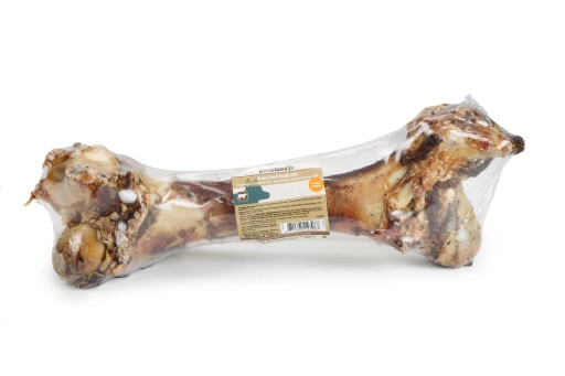 Beeztees gedroogd runderbot XXL <br>45 - 50 cm