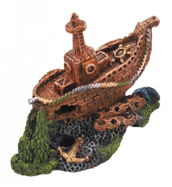 Aqua D'ella galleon wreck S