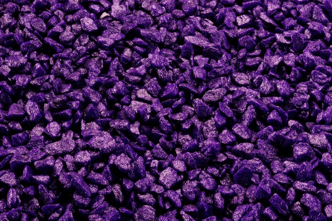 Aqua D'ella glamour stone urban-purple <br>6 - 9 mm 2 kg