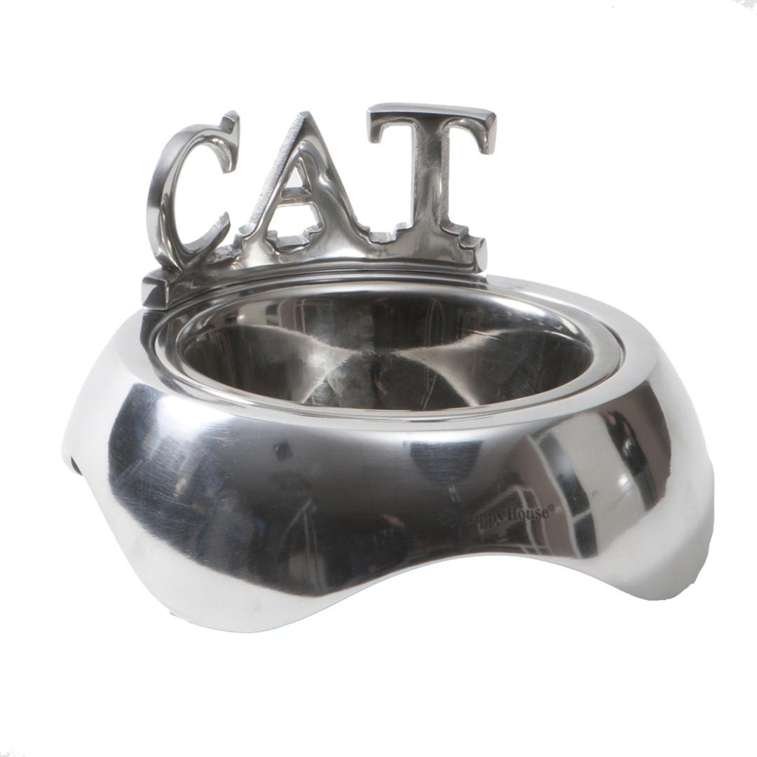 Happy House Voederbak Cat (tekst)