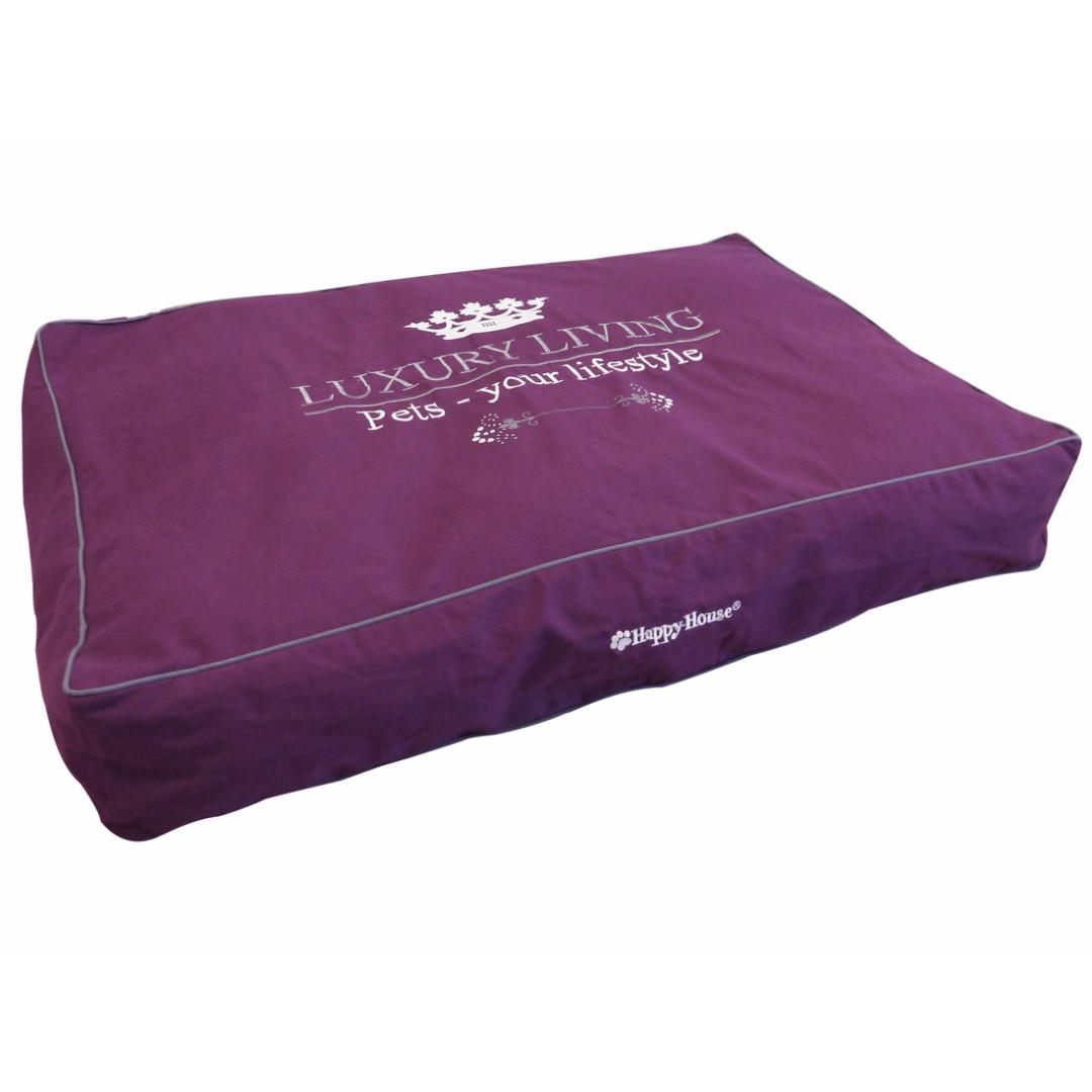 Happy House Luxury Living blokkussen paars