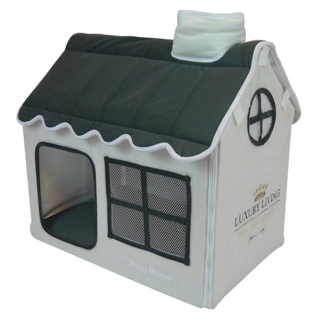 Happy House Villa Luxury Living (S) Offwhite/ Grijs