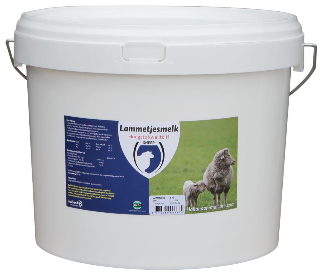 Top Lammetjesmelk <br>8 kg