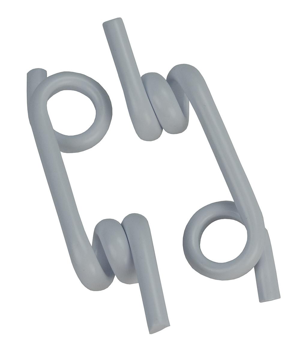 Isolator verstelbaar voor rondepaal, Lint tot 12mm