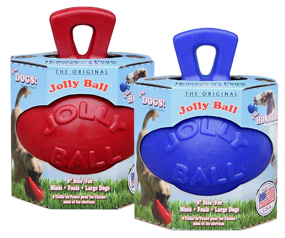 Jolly Ball 20 cm Paard en Hond