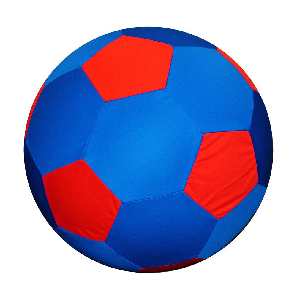 Jolly Mega Ball Cover 75cm rood/blauw