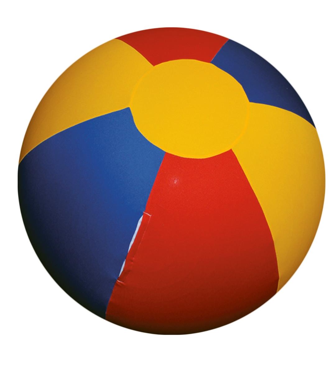 Jolly Mega Ball Cover 100cm roo/gee/blau