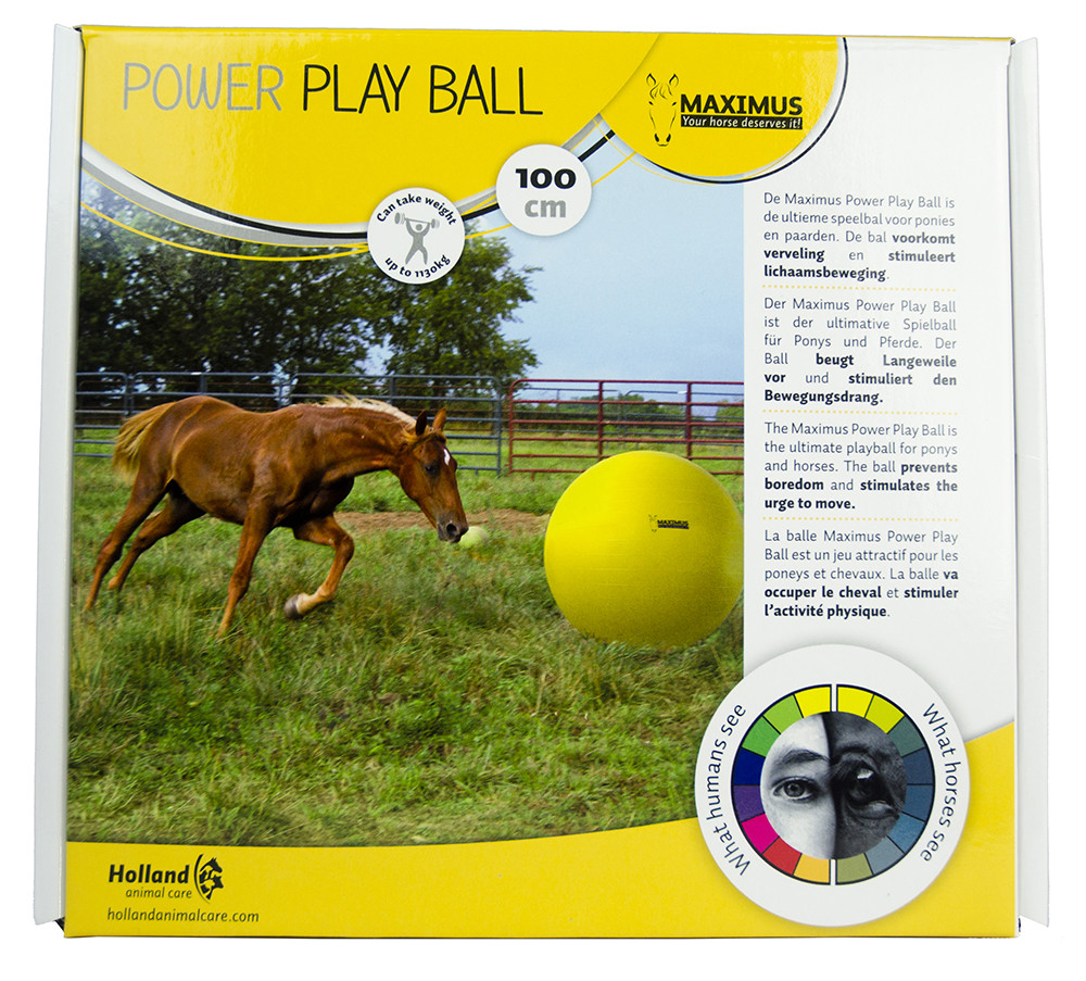 Maximus Power Play Ball