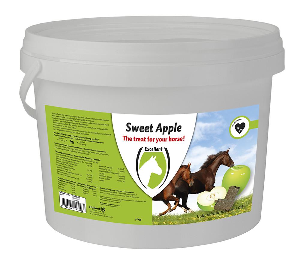 Sweet Apple Blocks 3 kg