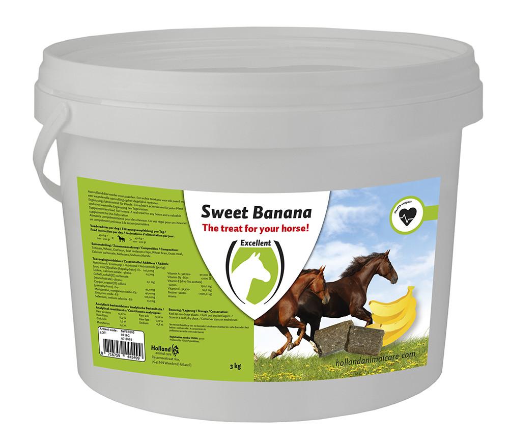 Sweet Banana Blocks 3 kg