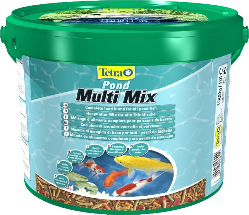 Tetra Pond Multi Mix 10 ltr