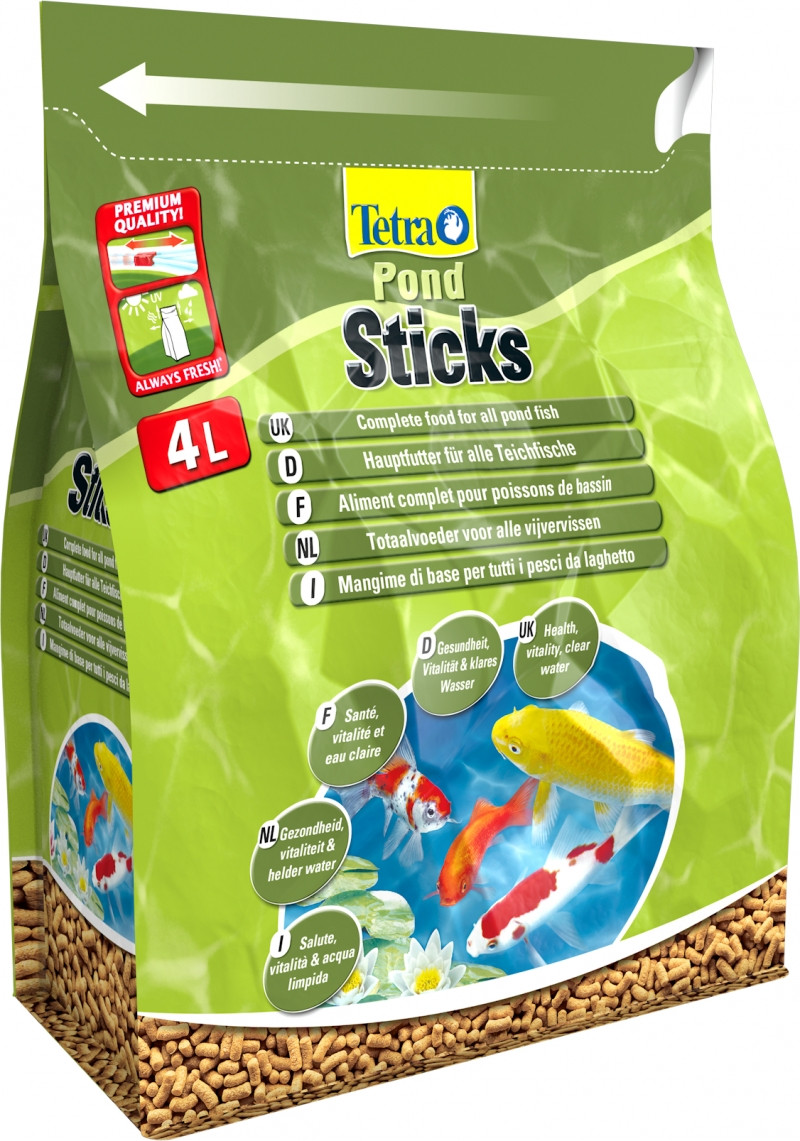 Tetra Pond Sticks 4 ltr
