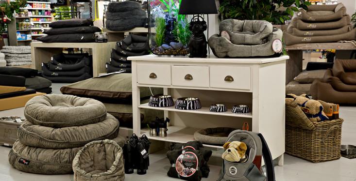 Alles voor uw huisdier in onze megastore