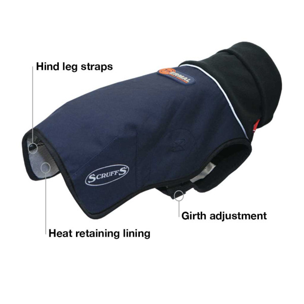 Scruffs Thermal Dog Coat