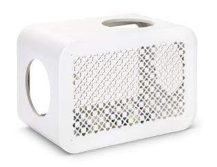 Beeztees Cat Cube Play angora white