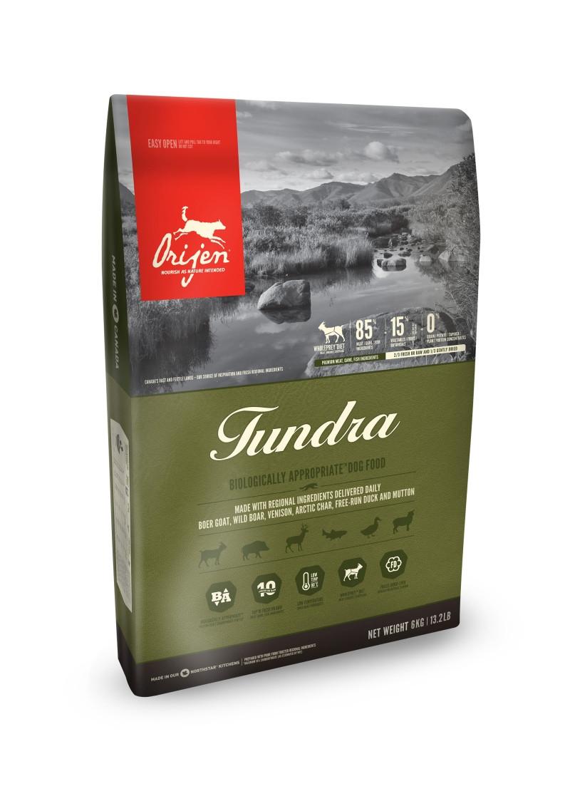 Orijen hondenvoer Tundra 6 kg