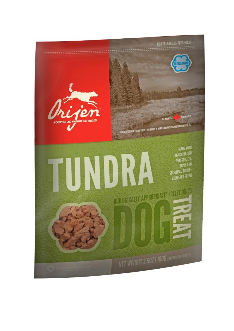 Orijen Freeze-Dried Dog Treats Tundra 100 gr