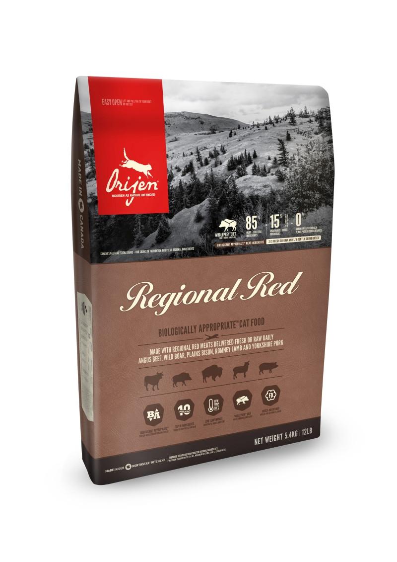 Orijen kattenvoer Regional Red 1,8 kg