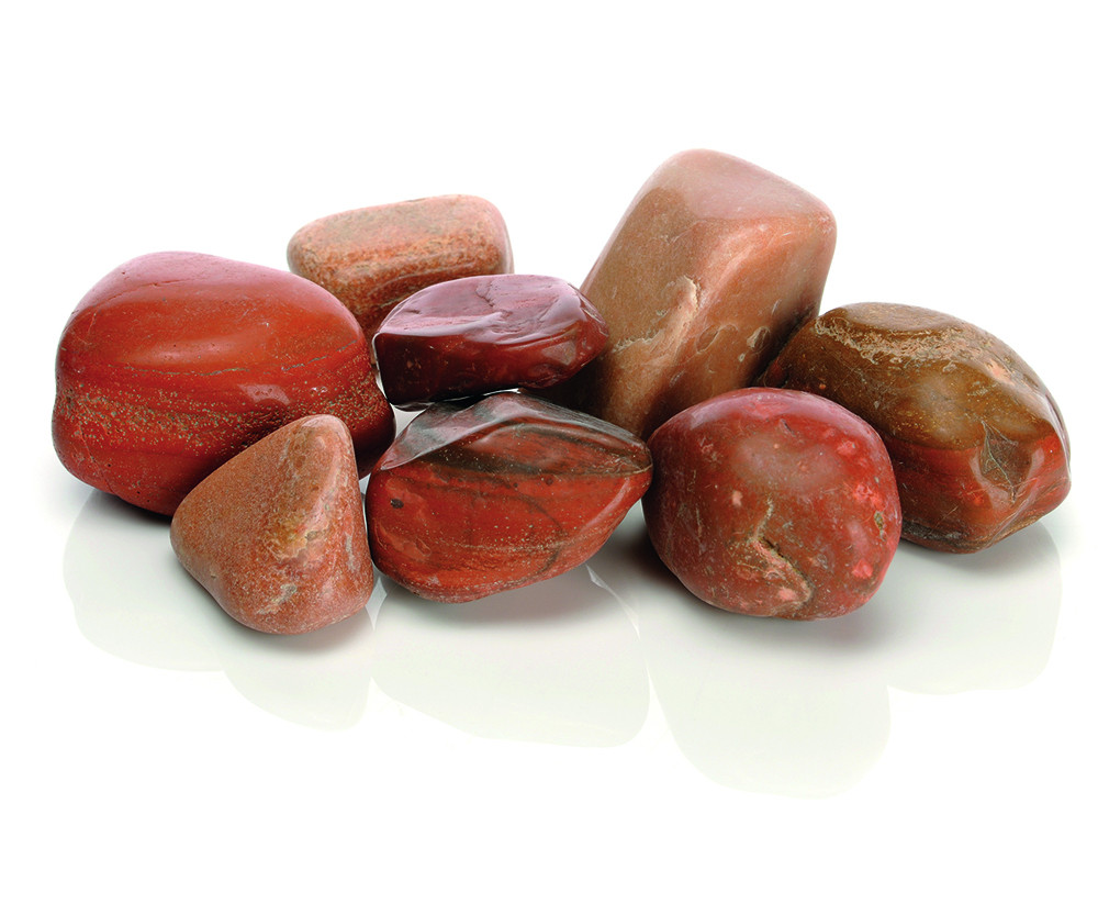 biOrb Feng Shui Marble Pebble Pack/Red
