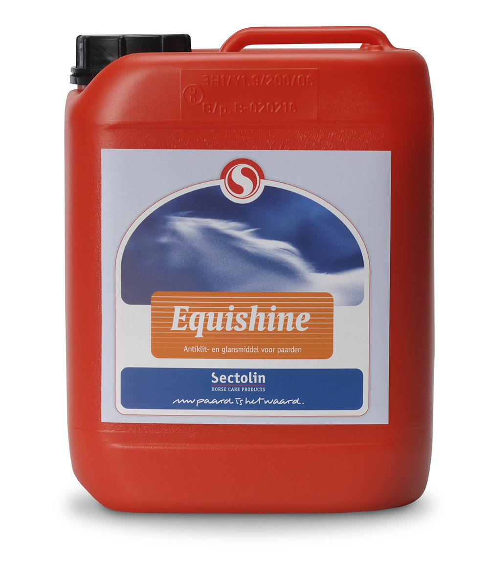Sectolin Equishine Original 5 ltr
