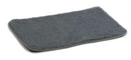 Beeztees vetbed afgebiesd grijs