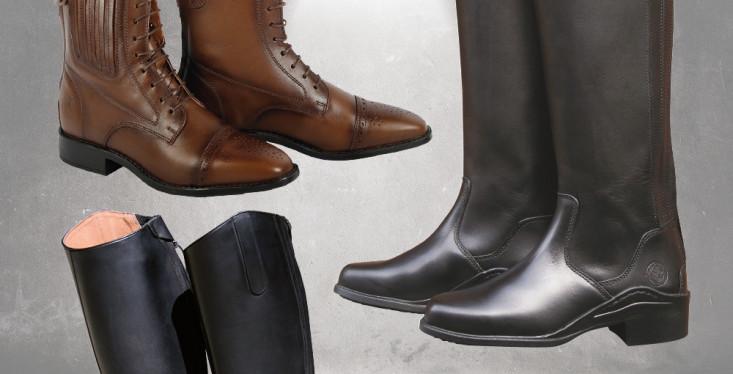 20% korting op alle schoenen en laarzen