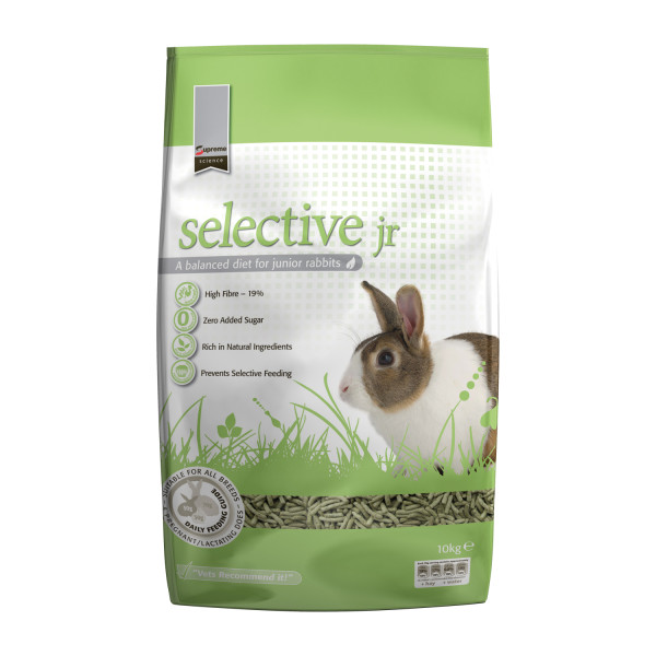 Supreme Science Selective Rabbit Junior 10 kg