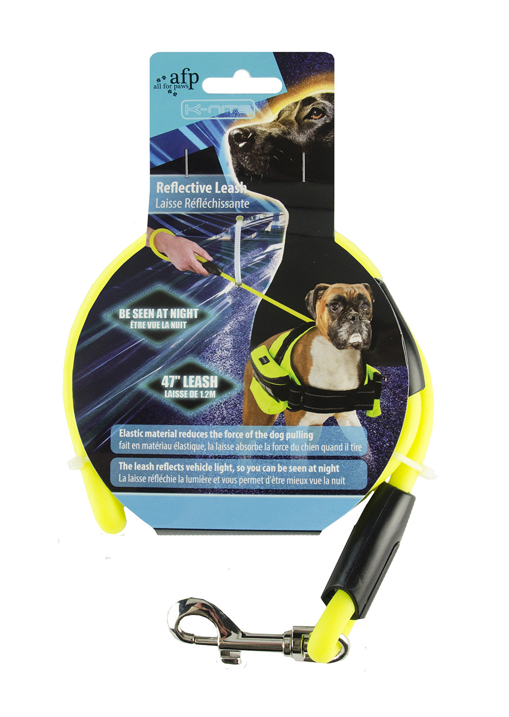 All for Paws K-Nite Reflective Leash