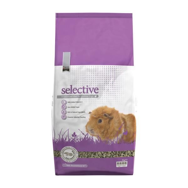 Supreme Science Selective Guinea Pig <br>3 kg