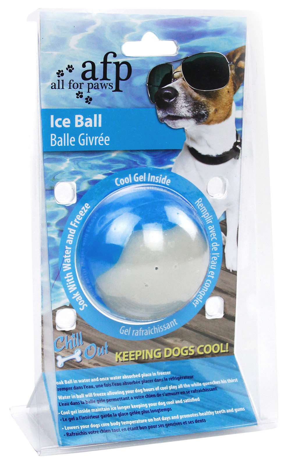 All for Paws Chill Out Ice Ball L