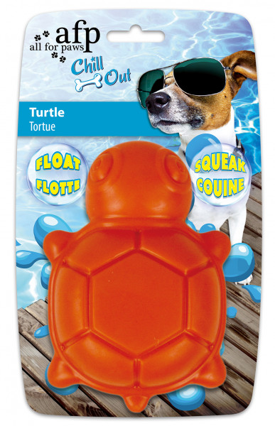 All for Paws Chill Out Splash Turtle