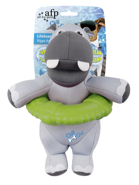 All for Paws Chill Out LifeGuard Hippo