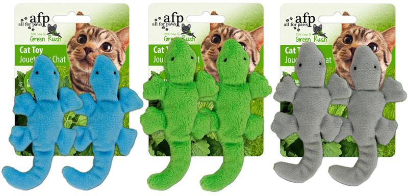 All for Paws Catnip Gecko
