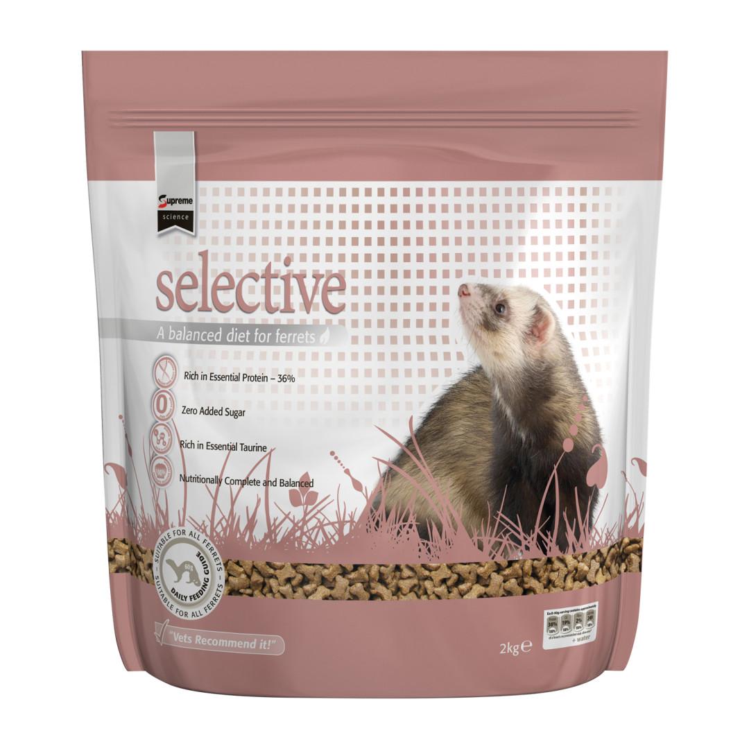 Supreme Science Selective Ferret 2 kg