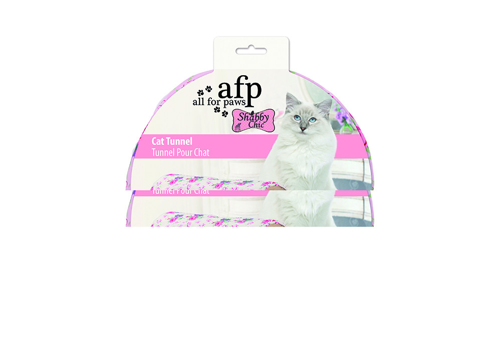All for Paws Shabby Chic Summer Time Tunnel