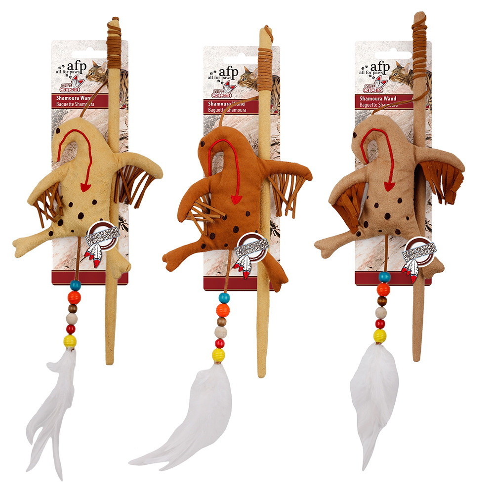 All for Paws Dream Catcher Shamoura Wand