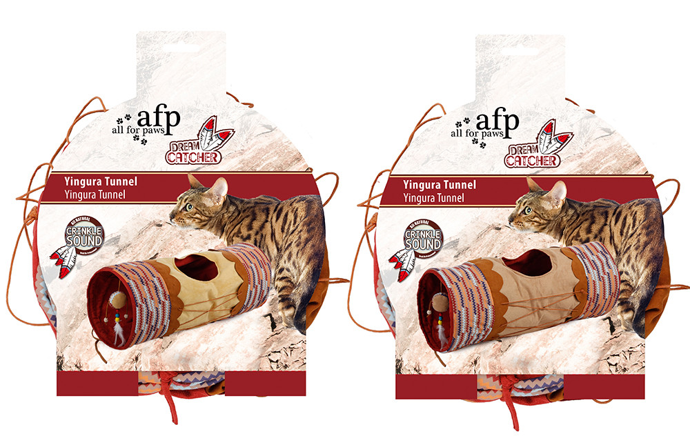 All for Paws Dream Catcher Yingura Tunnel Sand/Beige