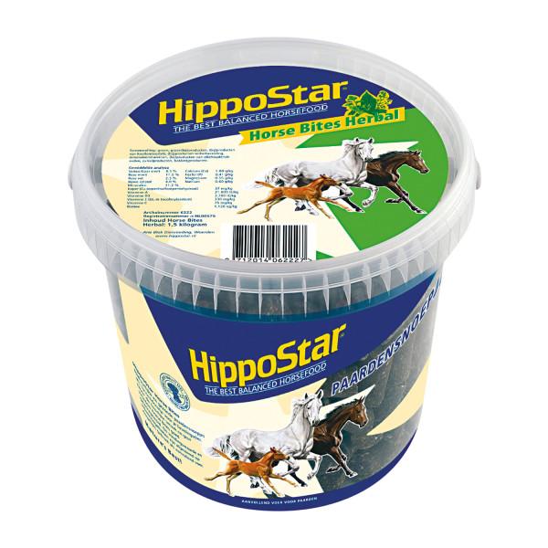 Hippostar Horse Bites kruiden 1,5 kg