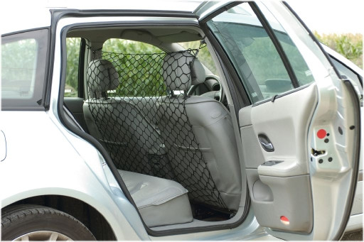 Beeztees veiligheidsnet voor auto
