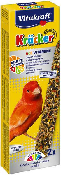 Vitakraft Kracker 2in1 Kanarie Multivitamin