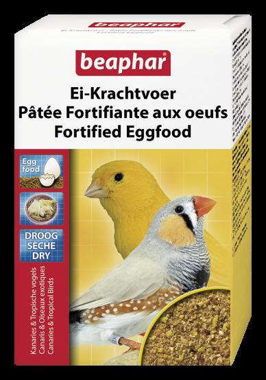 Beaphar Ei-Krachtvoer kanaries & tropische vogels 150 gr