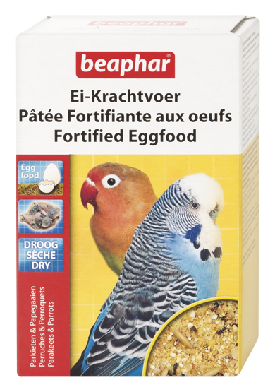Beaphar Ei-Krachtvoer parkieten & papegaaien 150 gr