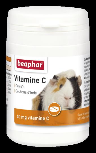 Beaphar Vitamine C tabletten 180 tabletten