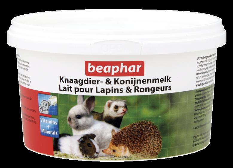 Beaphar Knaagdier- en konijnenmelk 200 gr