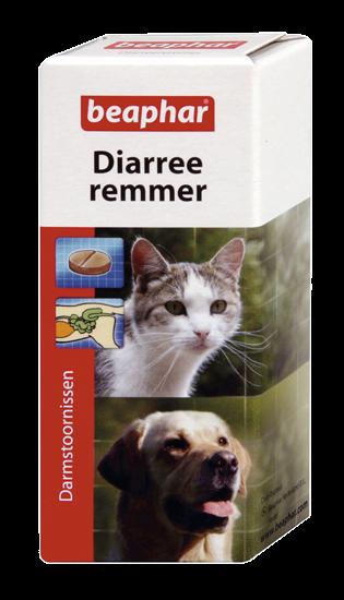 Beaphar Diarreeremmer 20 tabletten